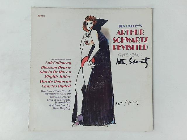 Ben Bagley's Arthur Schwartz Revisited LP By Various