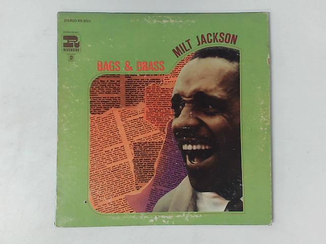 Bags & Brass LP By Milt Jackson