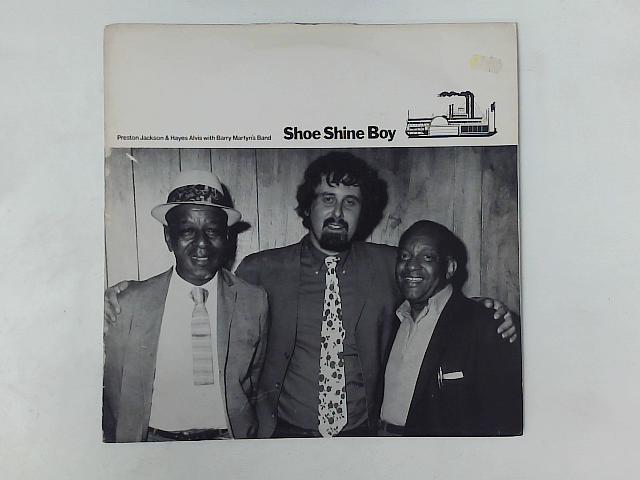 Shoe Shine Boy LP By Preston Jackson