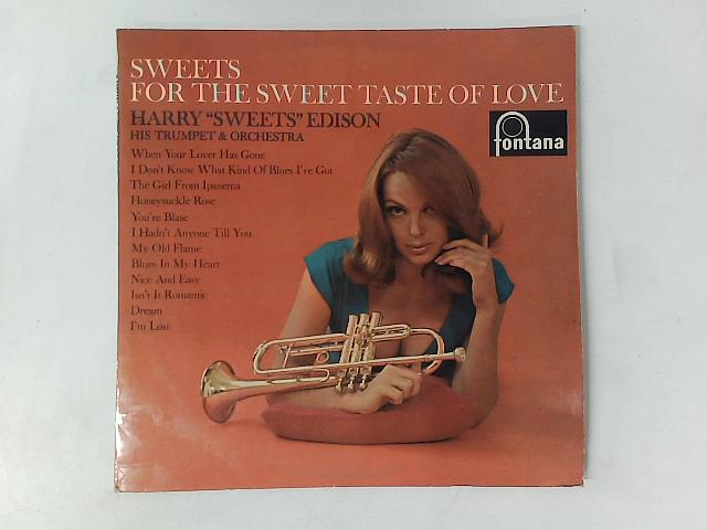 For The Sweet Taste Of Love LP By Harry Edison