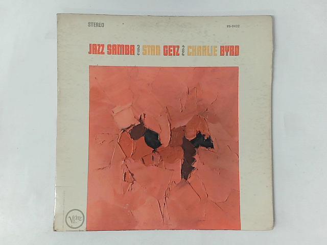 Jazz Samba LP By Stan Getz, Charlie Byrd
