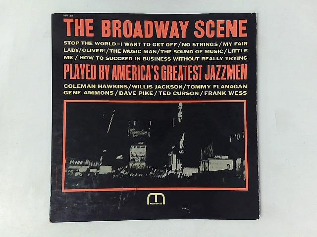 The Broadway Scene (Played By America's Greatest Jazzmen LP By Various