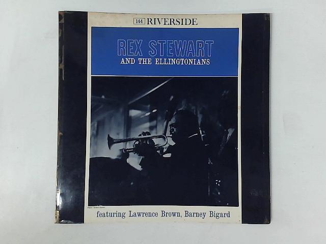 Rex Stewart And The Ellingtonians LP By Rex Stewart