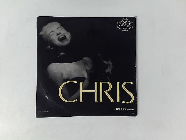 """""""Chris"""" 10in LP By Chris Connor"""