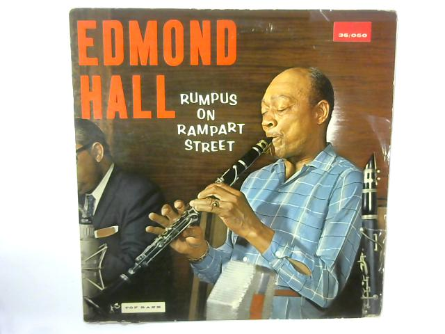 Rumpus On Rampart Street By Edmond Hall