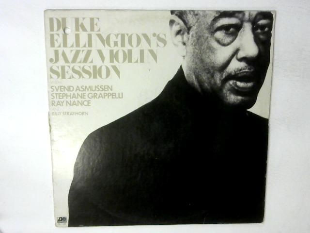 Duke Ellington's Jazz Violin Session LP By Duke Ellington