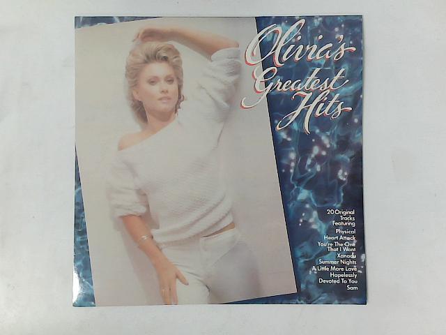 Greatest Hits LP COMP By Olivia Newton-John