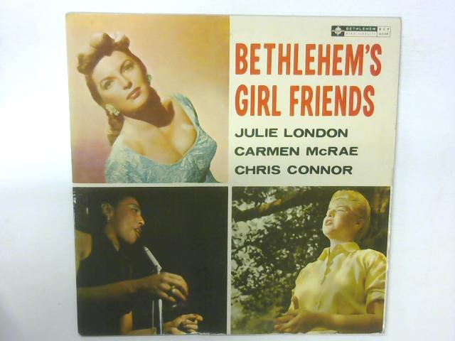 Bethlehem's Girlfriends LP By Chris Connor et al