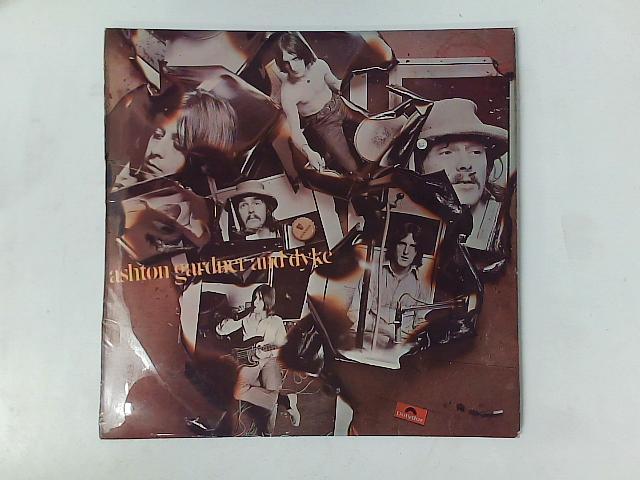 Ashton Gardner And Dyke LP By Ashton, Gardner & Dyke