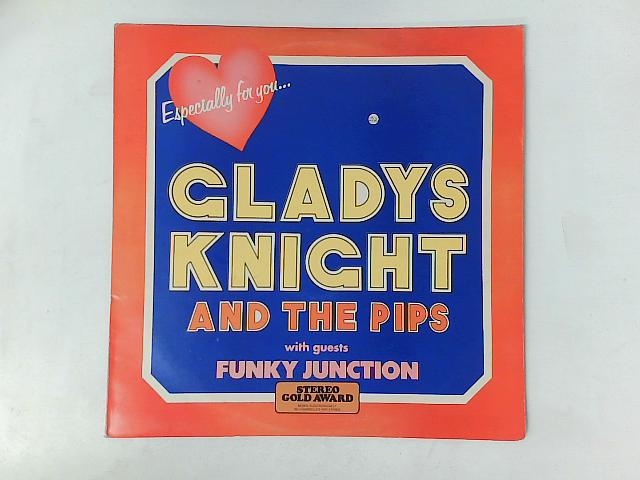 Especially For You....LP By Gladys Knight And The Pips (2)