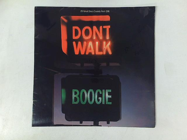 Don't Walk, Boogie LP COMP By Various