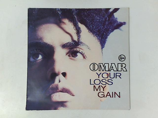 Your Loss My Gain 12in Single By Omar