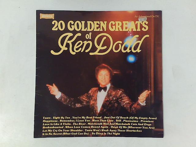 20 Golden Greats Of Ken Dodd LP By Ken Dodd