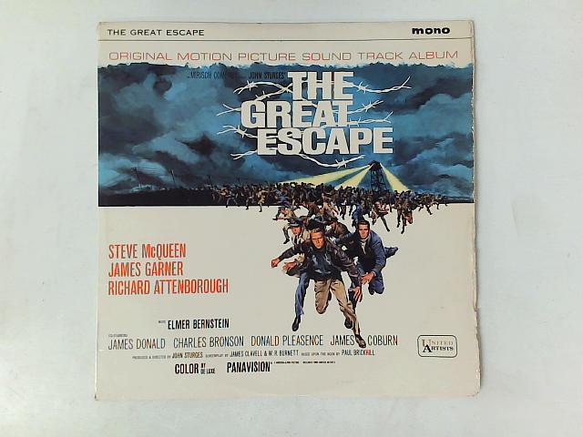 The Great Escape (Original Motion Picture Soundtrack) LP By Elmer Bernstein