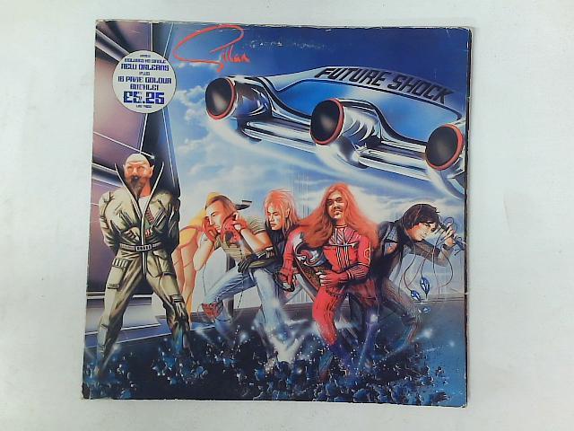 Future Shock LP GATEFOLD By Gillan