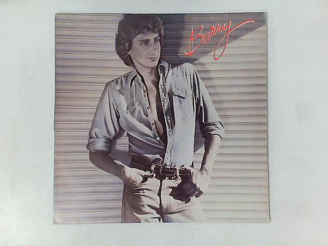 Barry LP with PRINTED INNER SLEEVE By Barry Manilow