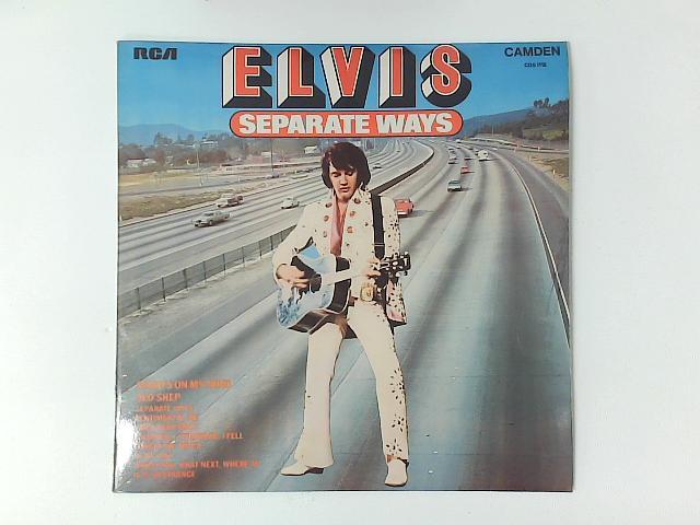 Separate Ways LP By Elvis Presley