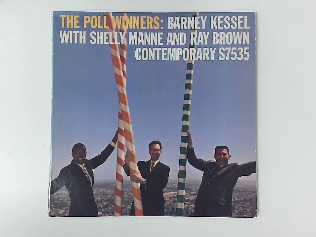 The Poll Winners LP By Barney Kessel