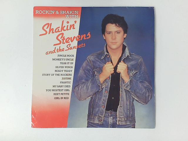 Rockin' & Shakin' With Shakin' Stevens & The Sunsets LP COMP By Shakin' Stevens And The Sunsets