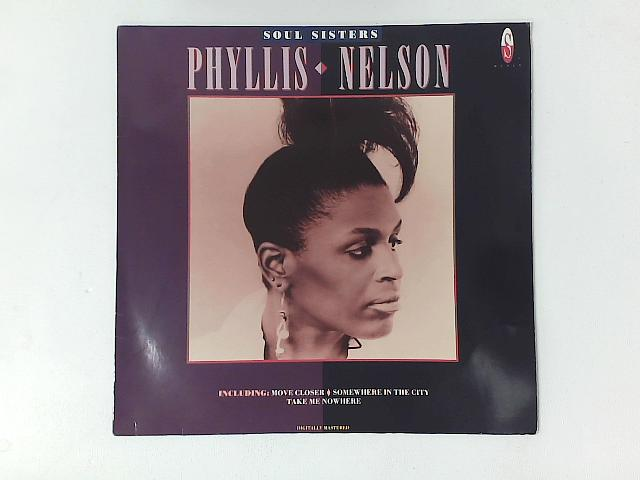 Soul Sisters LP By Phyllis Nelson