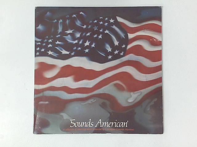 'Sounds American' LP COMP GATEFOLD By Various