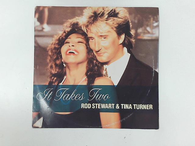 It Takes Two 12in By Rod Stewart