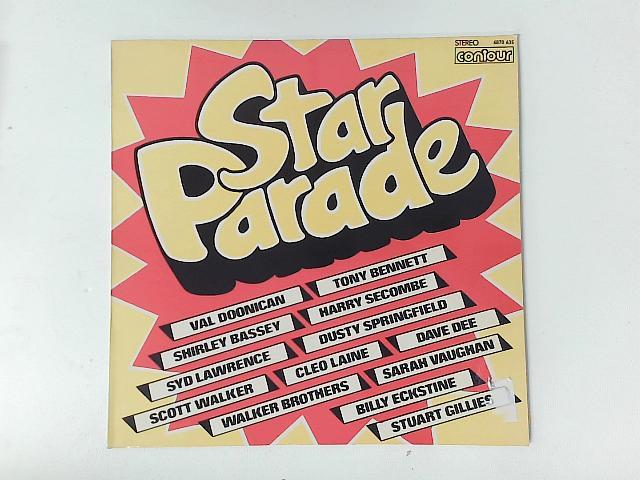 Star Parade LP By Various