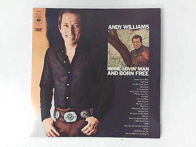 Home Lovin' Man 2xLP GATEFOLD By Andy Williams