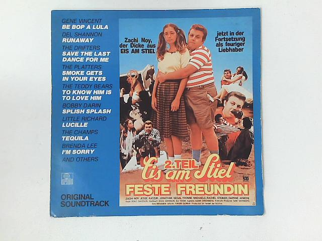 Eis Am Stiel - 2. Teil - Feste Freundin - Original Soundtrack LP COMP By Various