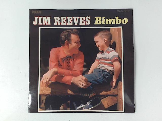 Bimbo LP By Jim Reeves