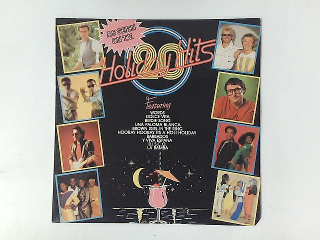20 Holiday Hits LP By Various