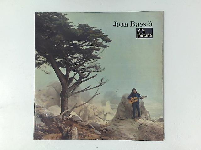 5 LP By Joan Baez