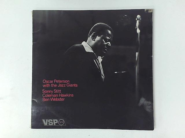 Oscar Peterson With The Jazz Giants 2x LP By Oscar Peterson