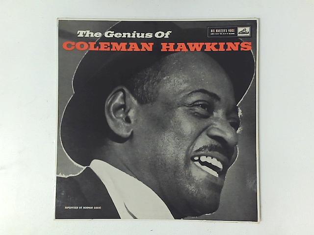 The Genius Of Coleman Hawkins LP By Coleman Hawkins