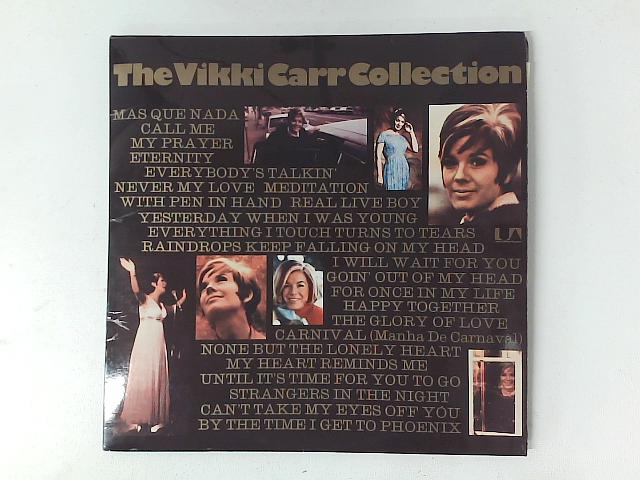 The Vikki Carr Collection 2 x LP By Vikki Carr