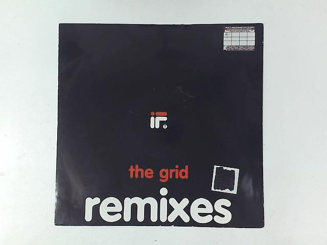 If? (The Grid Remixes) 12in By If