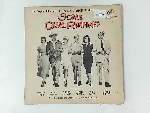 Some Came Running LP By Elmer Bernstein
