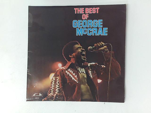 The Best Of George McCrae LP COMP By George McCrae
