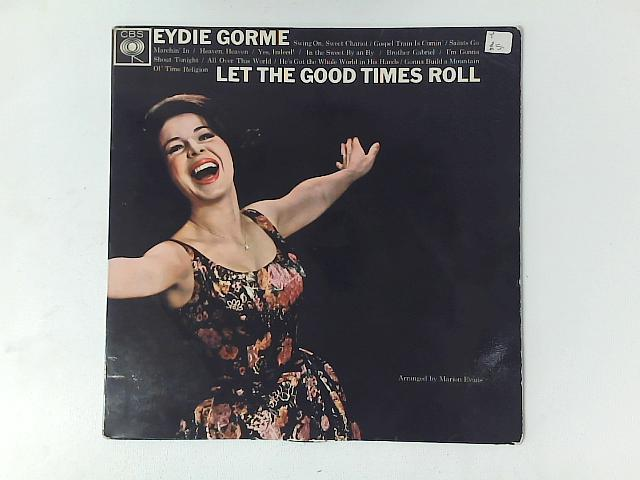 Let The Good Times Roll LP By Eydie Gorm
