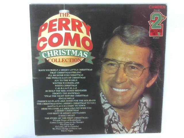 The Perry Como Christmas Collection 2xComp By Perry Como
