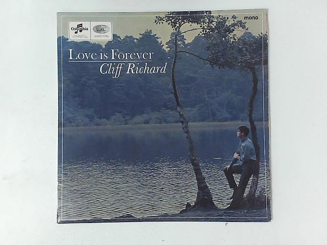 Love Is Forever LP By Cliff Richard