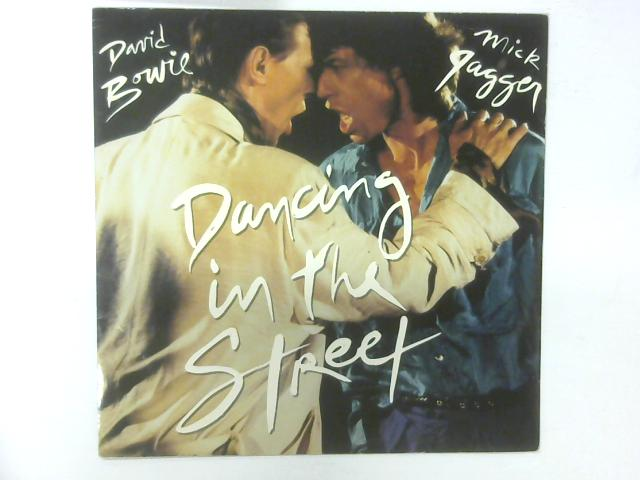 Dancing In The Street 12inch Single By David Bowie