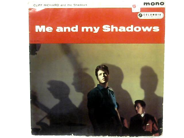 Me And My Shadows LP By Cliff Richard & The Shadows