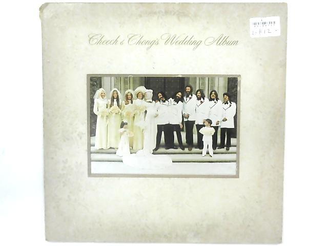 Cheech & Chong's Wedding Album LP By Cheech & Chong