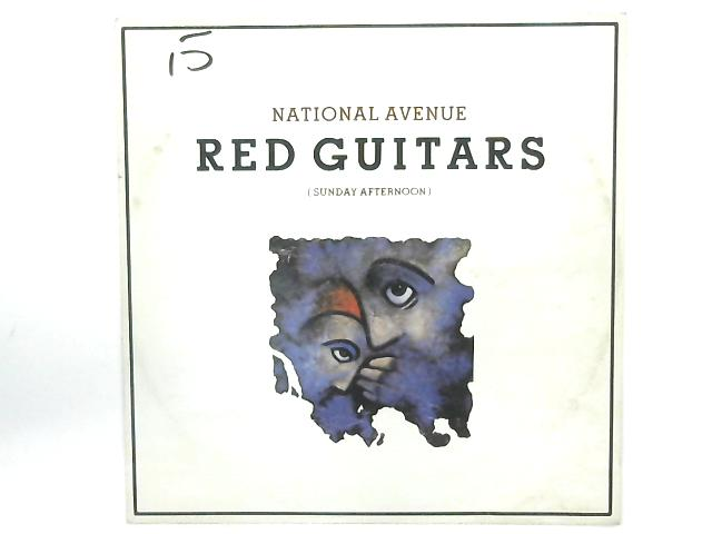 National Avenue (Sunday Afternoon) 12in Single By Red Guitars