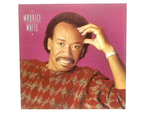 Maurice White LP By Maurice White