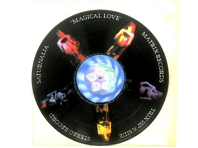 Magical Love LP Picture Disk By Saturnalia