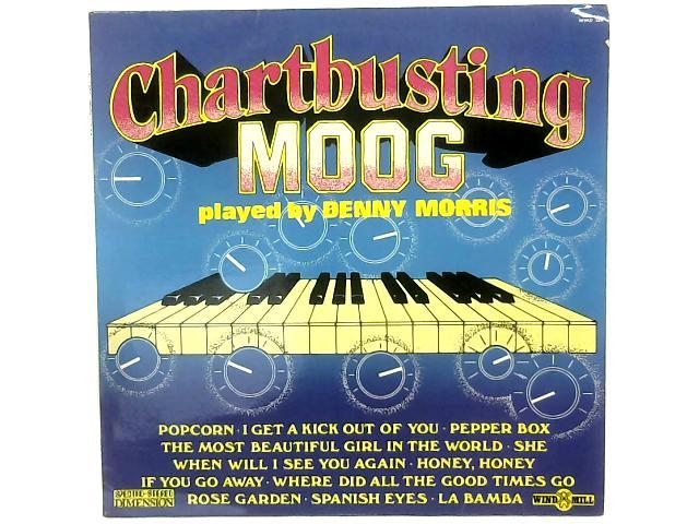 Chartbusting Moog LP By Denny Morris