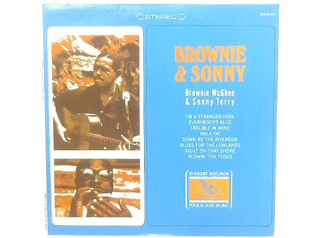 Brownie & Sonny LP By Sonny Terry & Brownie McGhee