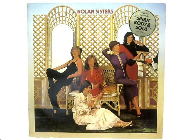The Nolan Sisters LP By The Nolans
